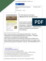 Dr. Elke Bartels Und Andere ZWANGSIGSTER OFFENER BRIEF - News4Press.com - 30. Juli 2012