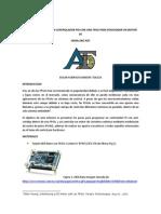 Implementacion de Un Controlador Pid Con Una Fpga Para Posicionar Un Motor Dc