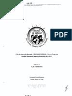 Plan Financiero  Diagnostico Plan de Desarrollo Tunja Hechso de verdad 2012.2015