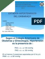 Estados Hipertensivos Del Embarazo[1]