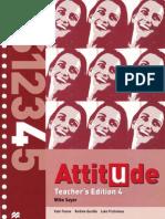 Attitude 4 Teacher's Book