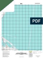 Topographic Map of Little Dauphin Island