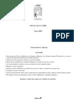 EMBRAER 2007-0-0a Completa Gabarito