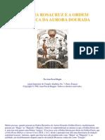 Jean-pascal Ruggiu - Alquimia Rosacruz e a Ordem Hermetica