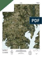 Topographic Map of Yantis