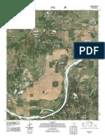 Topographic Map of Yuba