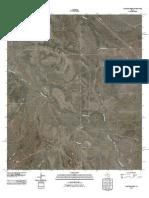 Topographic Map of Valentine West