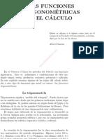 0bcap 6 Las Funciones Trigonometricas y El Calculo