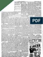The Florida Gulf-Atlantic Ship Canal OCTOBER 12, 1935