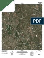 Topographic Map of Verhelle