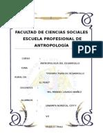 Desarrollo Rural en Peru