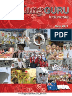 Kang Guru Indonesia May Bulletin 2011