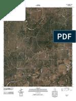Topographic Map of Voca