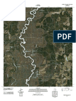 Topographic Map of Tater Patch Lake