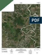 Topographic Map of Wallis