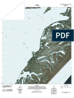 Topographic Map of Saint Charles Bay SW