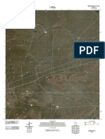 Topographic Map of Tepee Butte