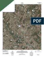 Topographic Map of Salona