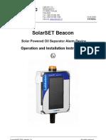 SolarSET Beacon SOL3000