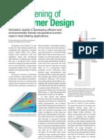 AA V1 I2 Greening of Gas Burner Design
