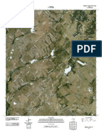 Topographic Map of Terrell North