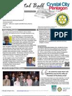 July 18, 2012 Bulletin - Crystal City-Pentagon Rotary Club