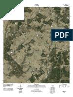 Topographic Map of Weldon