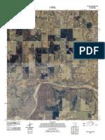 Topographic Map of Quanah NE