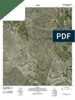 Topographic Map of Quemado West