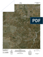 Topographic Map of Quitaque Peaks