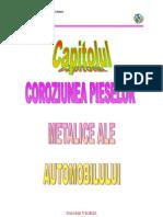 Coroziunea Pieselor Metalice Auto