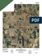 Topographic Map of Randlett