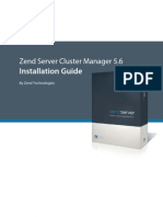 Zend Server 5.6 Installation Guide 012212