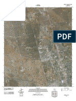 Topographic Map of Odessa NW