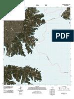 Topographic Map of Negreet SW