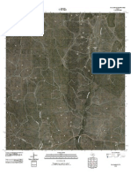 Topographic Map of Ray Lake SW