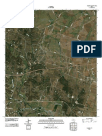 Topographic Map of Oglesby
