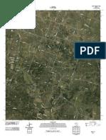 Topographic Map of Ohio