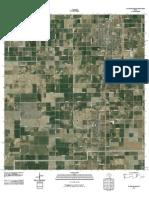 Topographic Map of Raymondville