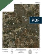 Topographic Map of La Fayette
