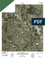 Topographic Map of Macdona