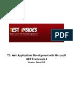IT Microsoft 70-515 Demo