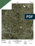 Topographic Map of La Grange East