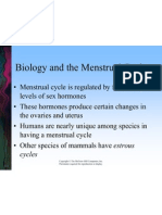 Biology From 5Menstrual Cycle