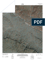 Topographic Map of Redford SE