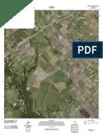 Topographic Map of Kendleton