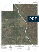 Topographic Map of Tovar Creek West