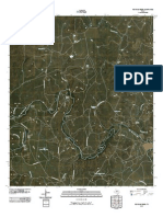 Topographic Map of Reynolds Bend