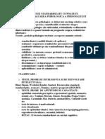 Inventar de Teste Standardizate Ce Poate Fi Utilizat in Evaluarea Psihologica a Personalului