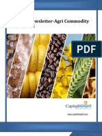 Weekly AgriCommodity Newsletter 30-07-2012